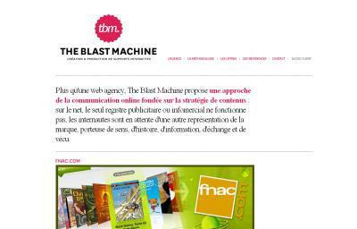 theblastmachine