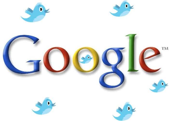 twitteringoogle