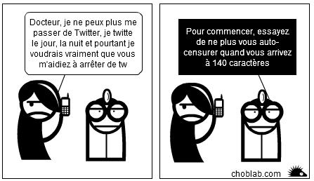 Twitter dépendance