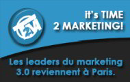 Time 2 Marketing - on passe au salon ?