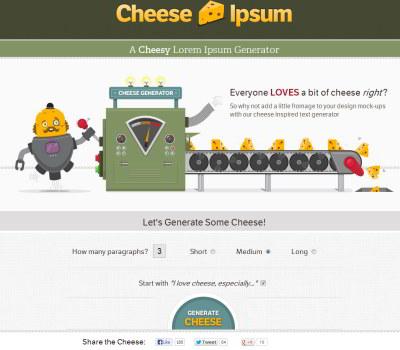 cheeseipsum