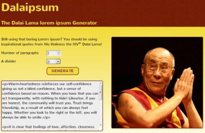 dalaipsum