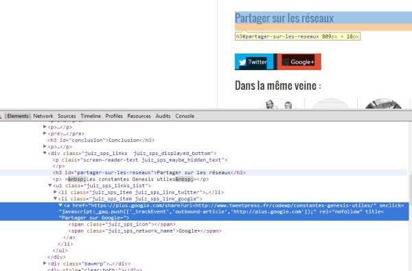 WordPress-inspecter-element-2