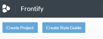 frontify-style-guide-projects