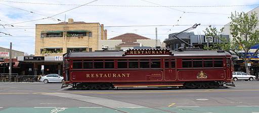 Tramcar-Restaurant