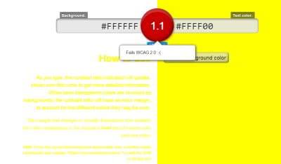écrire pour le web : etre lisible