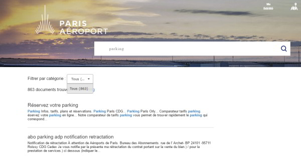 UX-parisaeroport-recherche-filtre