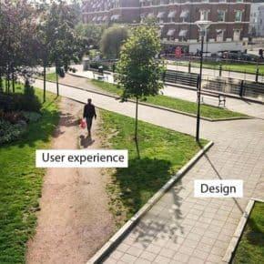 Expérience utilisateur vs design